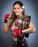 Wish Ilima-Lei Macfarlane fought for the UFC!