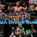 2019 MMA DREAM CARD