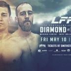 Tyler Diamond vs Jon Neal LFA 66 Main Event