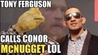Tony Ferguson vs Conor Mcgregor fall  of 2019?