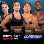 PFL 2019#1 Today !! Starts at 6:30 pm