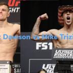 Mike Triziano vs Grant Dawson UFC Rochester, Underrated fight!!