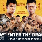 Underrated Main of Event for May, Aoki vs Lee One Championship !!