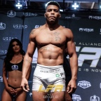 Kailan Hill Middleweight Prospect