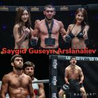 One Championship: Saygid Guseyn Arslanaliev