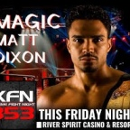 "Matt ""Magic"" Dixon Future UFC or Bellator Welterweight Champion"