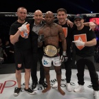 "Malcom ""X"" Gordon Top Flyweight Prospect"