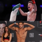 Patchy Mix VS James Gallagher Fight to Promote and Make!!