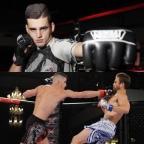 Next Australian UFC Fighter….. Issac Hardman