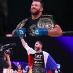 Ryan Bader Bellator Light Heavyweight Champion vs  Jiří Procházka