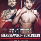 Justin Burlinson Bellator 223: Fighter to Watch