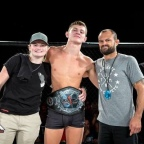 Chase Hooper 19 Years Old Titan FC 55 Main Event