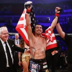 Andres Quintana, One day a call from Dana White or Scott Coker