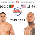 PFL #4 Sleeper Fight Fialho vs Kamaka