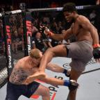 "Kennedy Nzechukwu ""African Savage""  Fights Darko Stosic at UFC Newark"