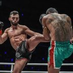 Giorgio Petrosyan Baddest Kickboxer on the Planet Fights for One Championship to Make Kickboxing GROW GLOBALLY.