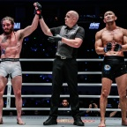 James Nakashima Earns the ONE Championship Welterweight Title Shot after Beating Okami